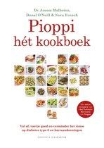 Boekomslag van 'Pioppi hét kookboek'