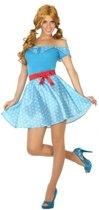Fifties verkleedkleding voor dames - voordelig geprijsd XL (42-44)