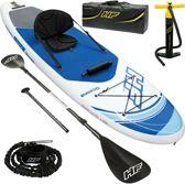 Sup board & kajak set, paddle board, kano, inclusief pomp en peddel, opblaasbaar