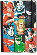 DC Comics A5 Notebook Justice League