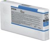 Epson T653200 - Inktcartridge / Cyaan