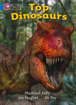 Top Dinosaurs Workbook (Collins Big Cat)