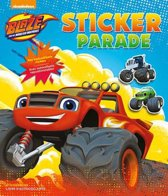 Blaze and the monster machines sticker parade