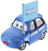"Disney Cars auto Matthew ""True Blue Mc Crew"" - Mattel"