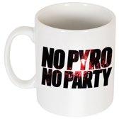 No Pyro No Party Mok