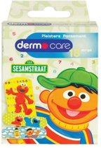 Dermo Care Sesamstraat - 18 stuks - Kinderpleister
