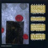 Tsontakis: String Quartet No. 3 ('C