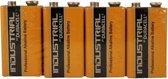 Duracell 9V Industrial Batterijen 6LR61 - 4 stuks ID1604 9V Batterij.