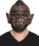 4 stuks: Masker Kannibaal - Latex
