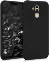CoolSkin Slim voor Huawei Mate 20 Lite Zwart