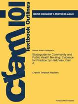 Studyguide for Community and Public Health Nursing