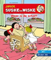 Junior Suske en Wiske - AVI 1 Waar is de schat?