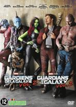 DVD cover van Guardians Of The Galaxy 2