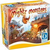 Mighty Monsters Queen Games ENG