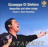 Neapolitan and other Songs Vol 2 / Giuseppe Di Stefano