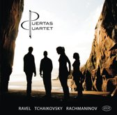 Ravel; Tchaikovsky; Rachmaninov : Works For String