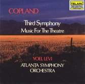 Symphony No. 3/Music For The Theatr