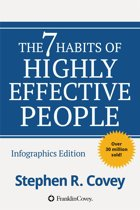 Boek cover The 7 Habits of Highly Effective People Inforgraphics edition van Stephen Covey
