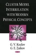 Cluster Model Interrelation with Modern Physical Concepts