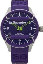 Superdry scuba SYG125U Mannen Quartz horloge
