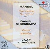 Organ Concerts Vol 1