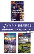Harlequin Love Inspired Suspense November 2016 - Box Set 2 of 2
