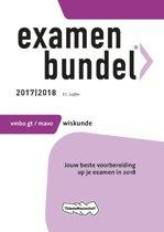 Examenbundel vmbo-gt/mavo Wiskunde 2017/2018