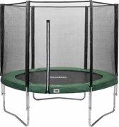 Salta Combo Trampoline - 305 cm - Inclusief Veiligheidsnet - Groen