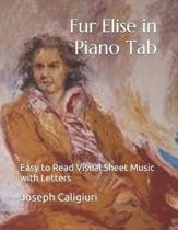 Fur Elise in Piano Tab