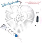 Windspinner XL Roos Blauw