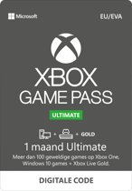 Xbox Game Pass Ultimate Online - 1 maand
