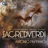 Sacred Verdi (Quattro Pezzi Sacri, Ave Maria, Libera Me)
