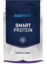 Body & Fit Smart Protein Eiwitpoeder / Eiwitshake - 750 gram - Cookies & Cream milkshake