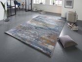 Design vloerkleed Trappes Elle Decor - meerkleurig 160x230 cm