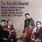 Mozart: Clarinet Quintet; String Quartet No. 15; Haydn: String Quartet Op. 64, No. 5 ''The Lark''