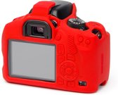 easyCover Body Cover for Canon 1300D Red