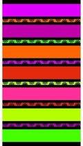 Strandlaken Daisy Fresh 86 x 160 cm - strandhanddoek
