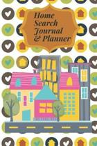 Home Search Journal & Planner
