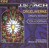 Bach: Orgelwerke II