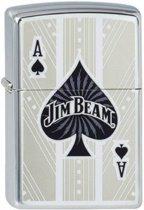 Aansteker Zippo Jim Beam Spades