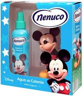 Estã©E Lauder Nenuco Mickey Mouse Eau De Cologne Spray 175ml Set 2 Pieces 2017