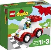 LEGO DUPLO Mijn Eerste Racewagen - 10860