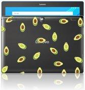 Lenovo Tab 10   Tab 2 A10-30 Uniek Tablethoesje Avocado