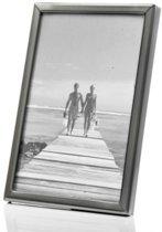 AL - Mat Zilvere Fotolijst voor foto formaat 5x8cm
