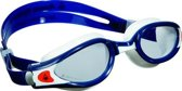 Aqua Sphere Kaiman EXO - Zwembril - Clear lens - Blauw Muted Wit