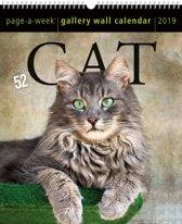 Katten - Cat Gallery Weekkalender 2019