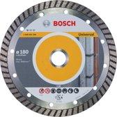 Bosch - Diamantdoorslijpschijf Standard for Universal Turbo 180 x 22,23 x 2,5 x 10 mm