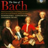 Ao. Kammerorchester Cpe Bach - Bach; The Sons Of