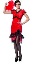 Spaanse sexy jurk voor dame - maat 36