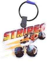 Gosh! Designs Sleutelhanger Led Monstertruck Stripes 6 Cm